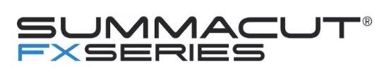 Logo Summa cut FX series
