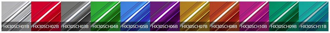 Paleta SUPER KROM HX30000