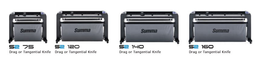 Summa S2 Series Cutters
