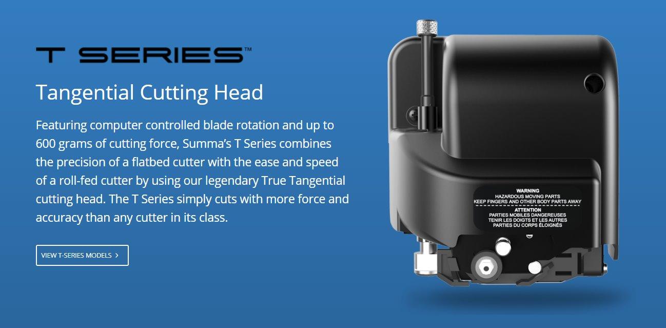 T series Cutting Head
