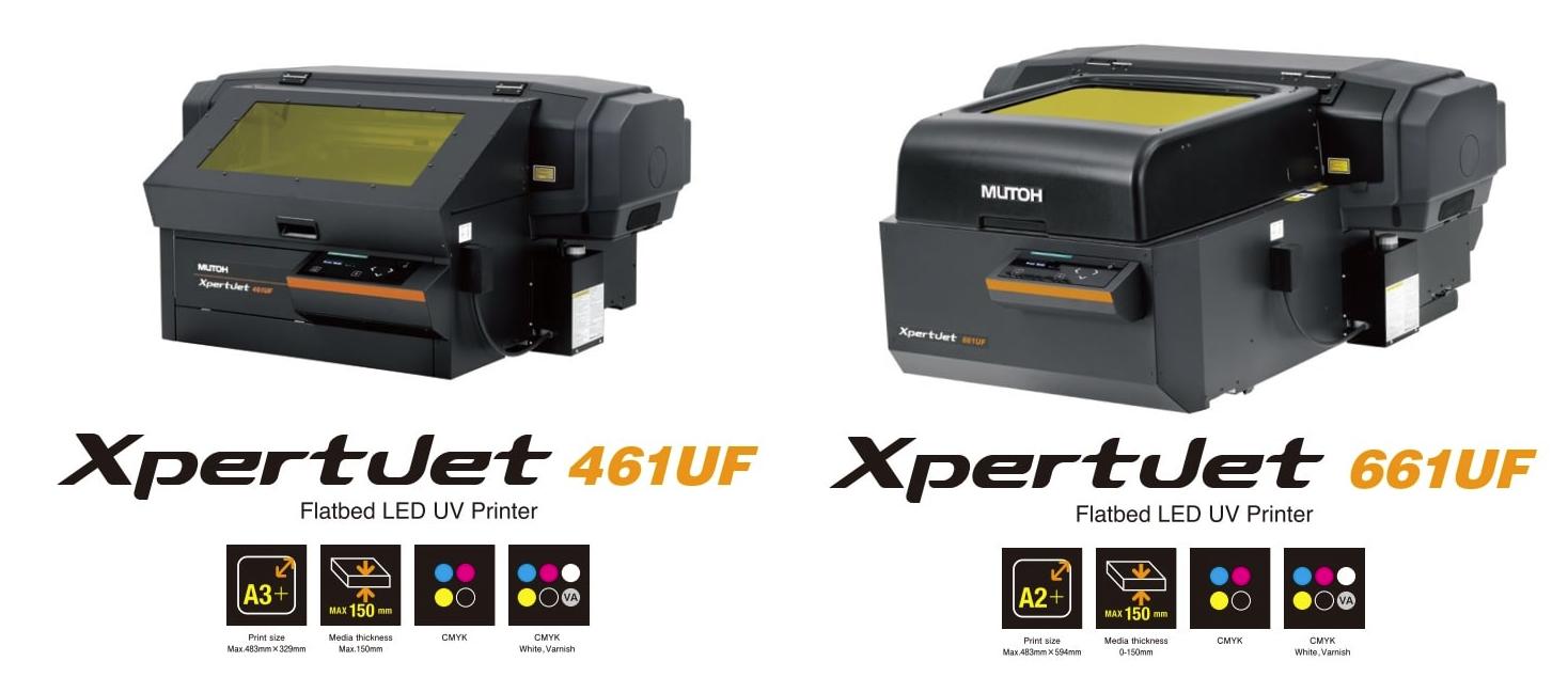 Xpertjet A3A2 slika oba skupaj
