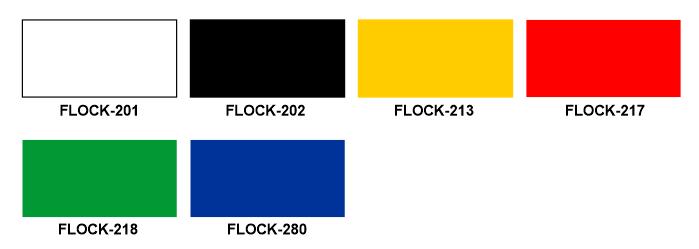 Flock 200 barvna paleta png