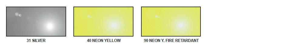 Witpac Reflective barvna karta