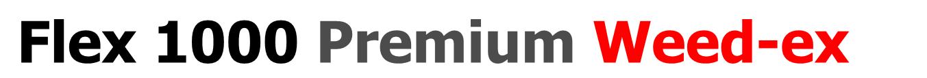 Witpac Weedex 100 premium logo