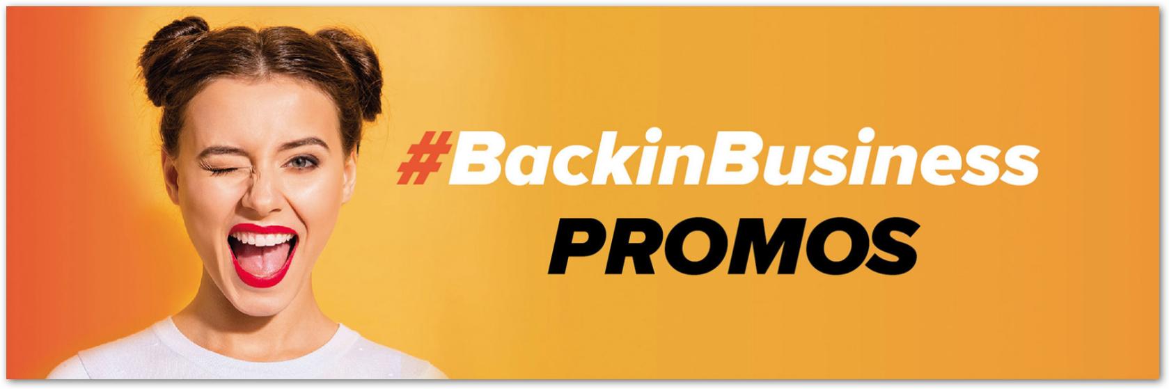BackInBusiness glavni web banner s senco
