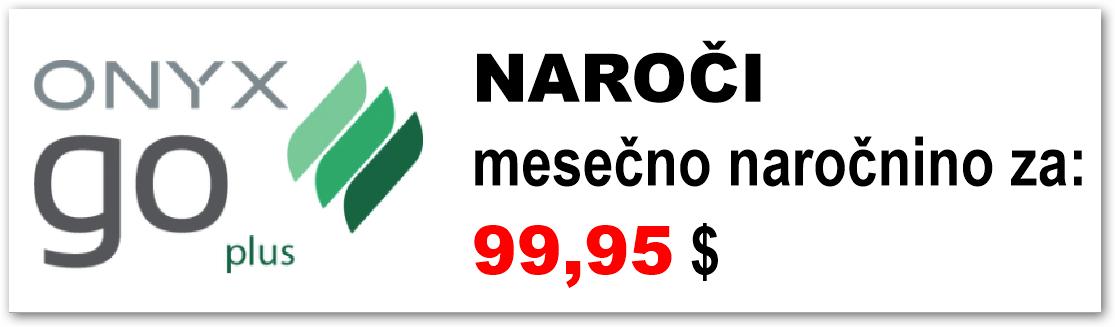 Onyx Go Plus Naroci